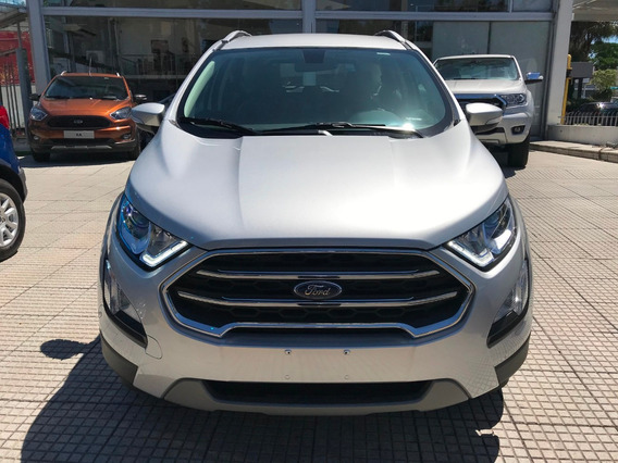 Ford Ecosport Titanium 1.5 123cv 4x2 Manual 0km 2020 06