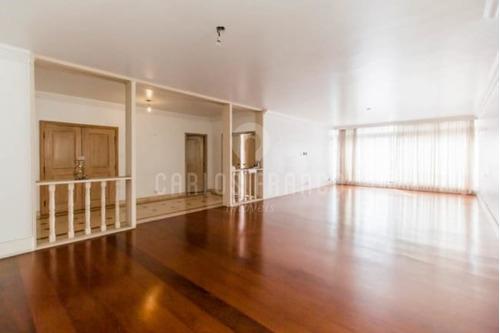 4 Dormitórios (sendo 2 Suítes) - 2 Vagas - Cerqueira César - Cf55620