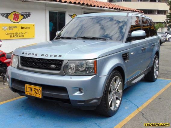 Land Rover Range Rover Super Cargado