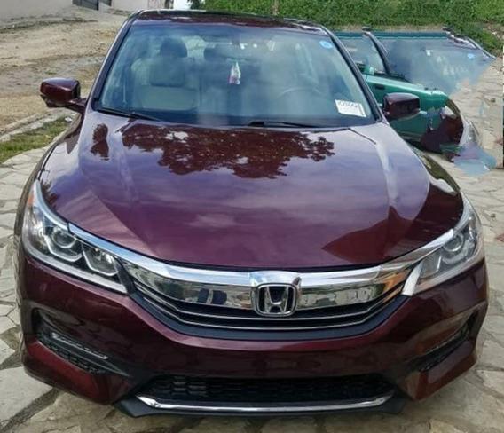 Honda Accord 2016 Full Exl