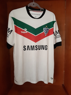 Camisa Vélez Sarsfield 2015 Tricolor
