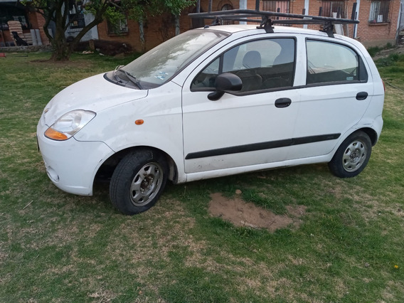 Chevrolet Matiz 2015 55 Mil Pesos