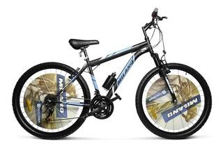 Bicicleta Milano Saeta Rodado 29