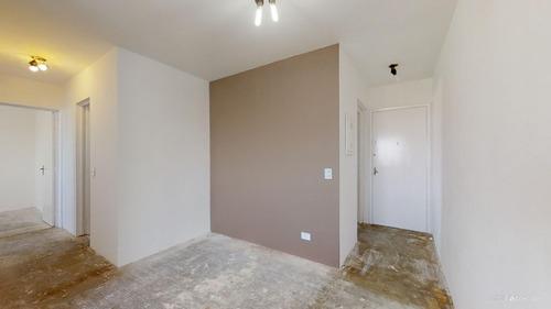 Apartamento À Venda, 2 Quartos, 1 Vaga, Vila Mira - São Paulo/sp - 1684