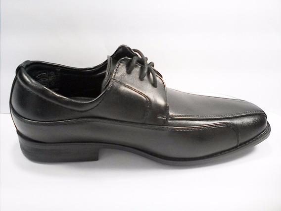 Sapato Infantil Social Juvenil Masculino Com Cadarço Oxford