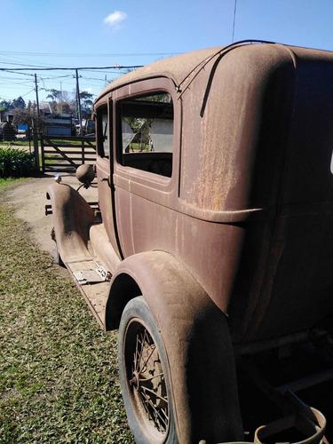 Imagem 1 de 5 de Ford Modelo A 2 Portas