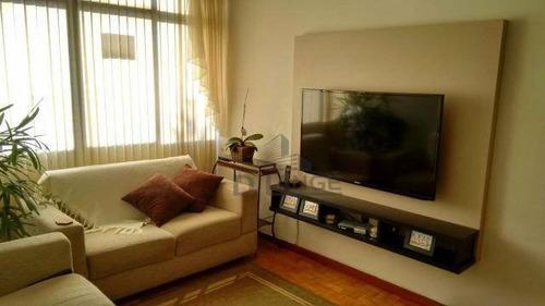 Imagem 1 de 12 de Apartamento À Venda, 80 M² Por R$ 290.000,00 - Vila João Jorge - Campinas/sp - Ap18719