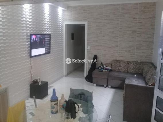 Casa. 161 M² - Vila Lisboa, Mauá -02 Dormitórios. - Ca0035