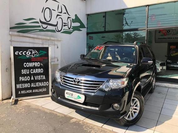 Toyota Sw4 Hilux 3.0 Tdi 4x4 Srv 7l Diesel Automático