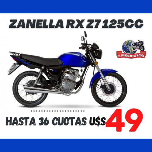 Zanella Rx 125 Z7, Winner Strong, Zb, Sapucai
