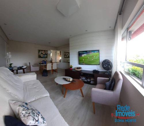 Apartamento Com 2 Dormitórios, 79 M² - Venda Por R$ 360.000 - Casa Forte - Recife/pe - Ap11029