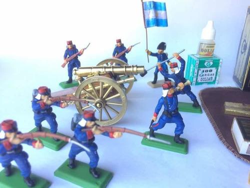 Set Soldaditos San Martín Al Campo De Batalla ! Granaderos!