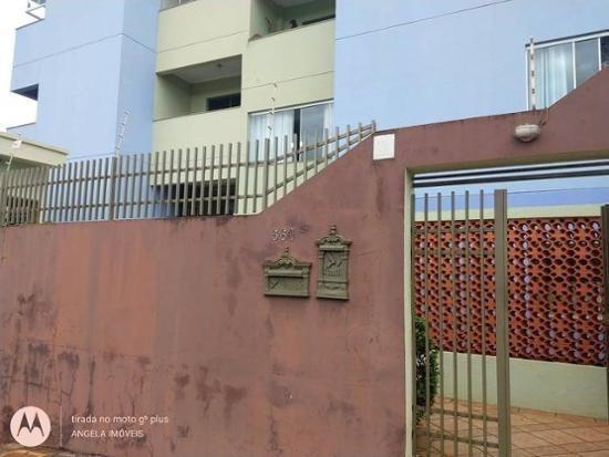 Aluguel Apartamento Jardim Ouro Fino Ourinhos/sp Angela Imóv