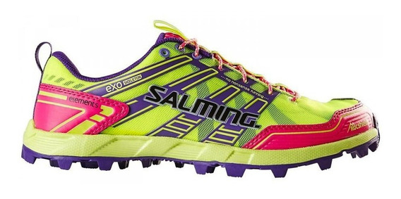 Zapatillas Salming Elements Mujer Running Secado Rápido