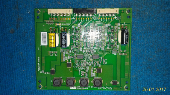 Placa Invert Tv Sti Led Le3251f Da