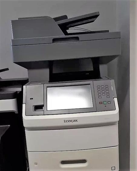 Impressora Lase Multifuncional Lex X656 100%revisada