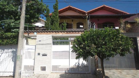 Casa Com 3 Quartos Para Comprar No Santa Mônica Em Belo Horizonte/mg - 1819