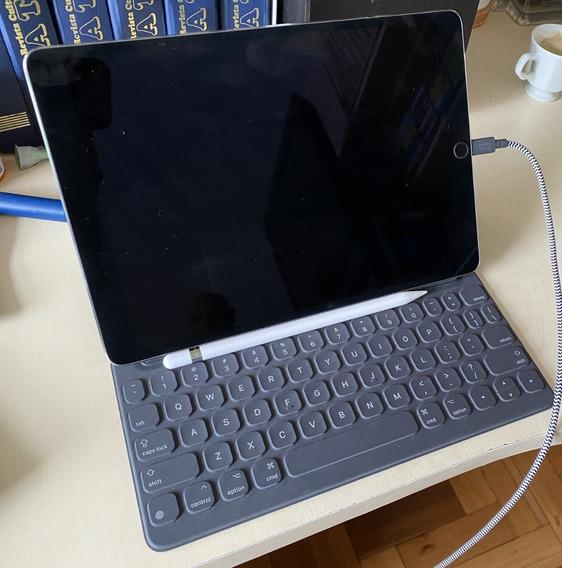 iPad Pro 10.5 Com Teclado E Caneta 64gb Wifi