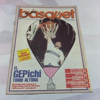 Revista Solobasquet 88 Union Ituzaingo Corrientes Poster 91