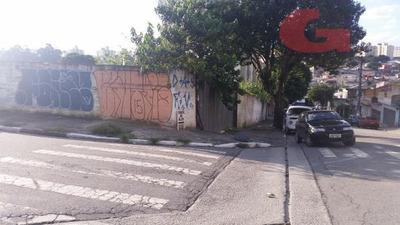 Terreno Residencial Para Venda E Locação, Taboão, São Bernardo Do Campo - Te4102. - Te4102