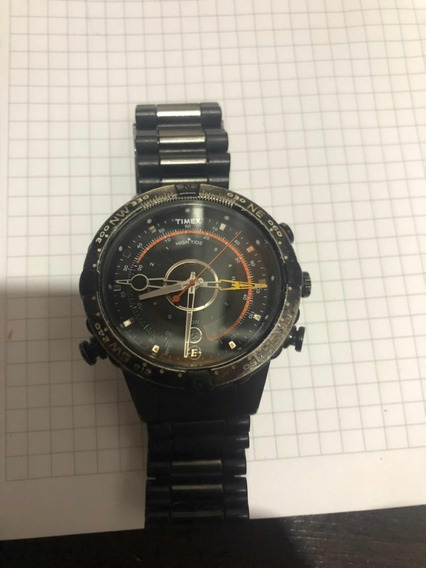 Relógio Timex E-tide Temp. Compass