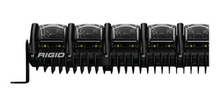 Rigid Industries Adapt 40 Pulg Rzr Polaris Can Am Barra Led