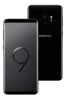 Smartphone Samsung Galaxy S9+ Plus 128gb, 6gb Ram, Dual Nano Sim Chip, Android 9, Acompanha Case Spigen Ultra Hybrid