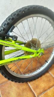 Bicicleta Aurora Rod20