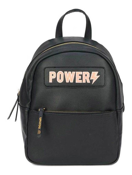 Bolsa Mochila Feminina Power - Empoderada - Up4you Original