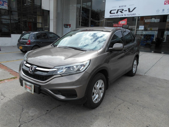 Honda Cr-v City Plus 2016 Jex 189