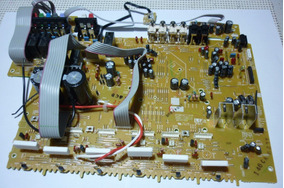 Placa Principal Do Receiver Onkyo Ht-r391