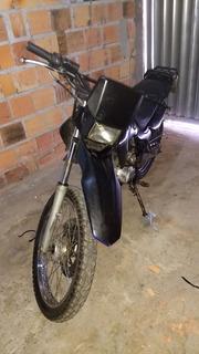 Moto 125 Traxx Fly Para Retirada De Peças