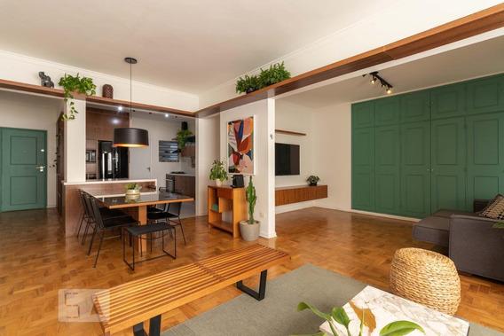 Apartamento Para Aluguel - Itaim Bibi, 2 Quartos, 154 - 893106696