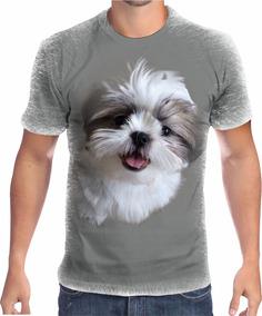 Camisa Camiseta Shih Tzu2
