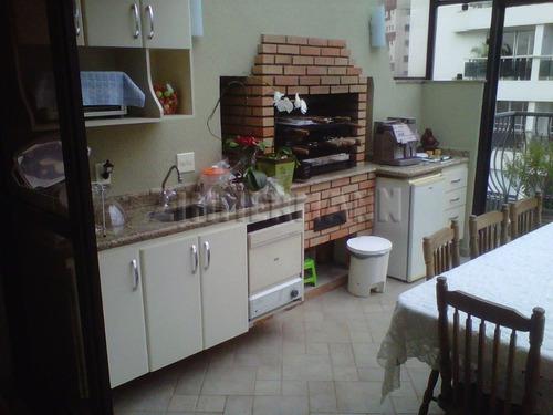Cobertura - Vila Nova Conceicao - Ref: 117403 - V-117403