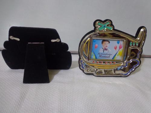 Cuadros Plaqué/pana Recuerdo-regalo-adorno En Caja 6 Modelos