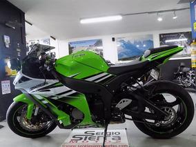 Kawasaki Zx10r Verde 2015