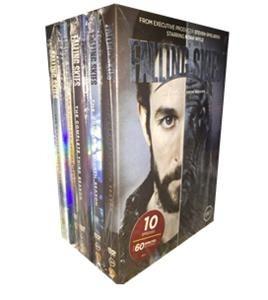 Falling Skies Combo De Coleccion Temporadas 1 A 5 En Dvd!