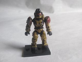 Halo Reach Figura Compatible Con Mega Blocks Jorge Noble