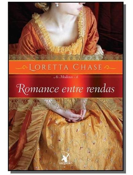 Romance Entre Rendas - Livro 4 - Arqueiro