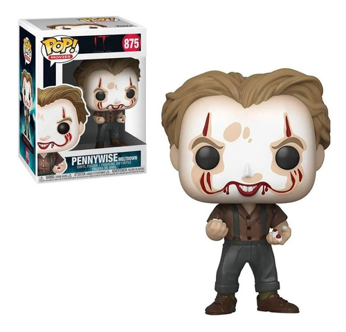 Funko Pop! It 2 Pennywise Meltdown 875
