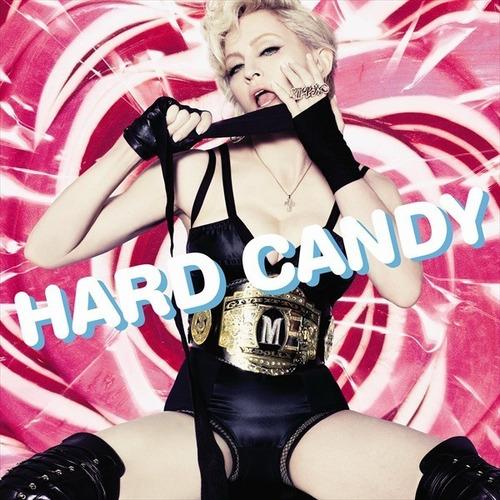 Madonna Hard Candy Cd Nuevo Cerrado C/celofán 2008