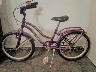 Bicicleta Pioneer Rodado 20