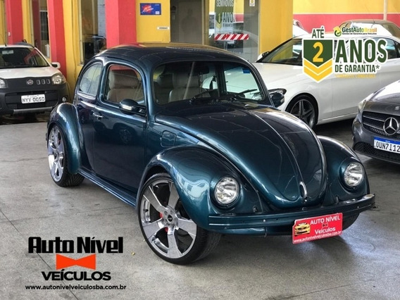Fusca 1.6 8v Gasolina 2p Manual 100000km