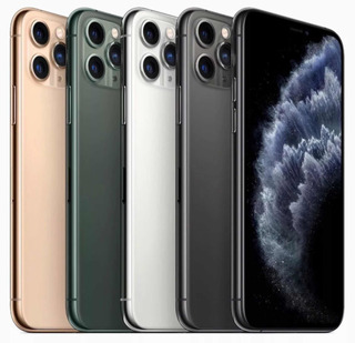 iPhone 11 Pro Max 256gb Negro / Promocion 18700