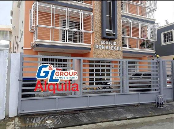 Apartamento En Alquiler Urbanizacion Don Damián