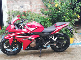 Honda Cbr500cc