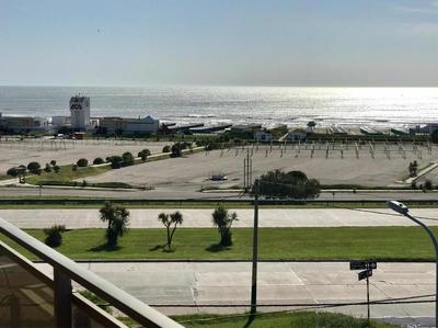 Departamento 3amb Increíble Vista Panorámica Al Mar Cochera