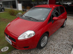Fiat Punto Attractive 1.4 Flex Manual
