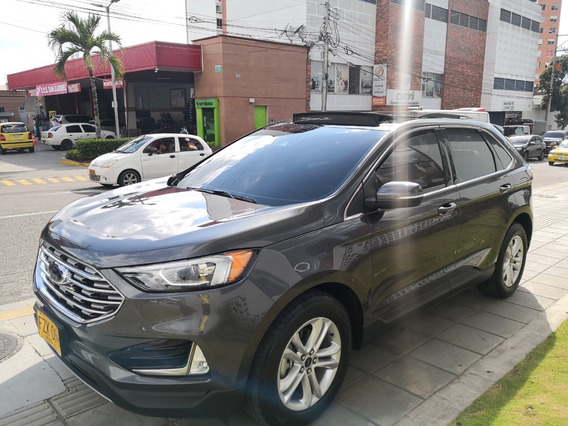 Ford Edge Ride 2019